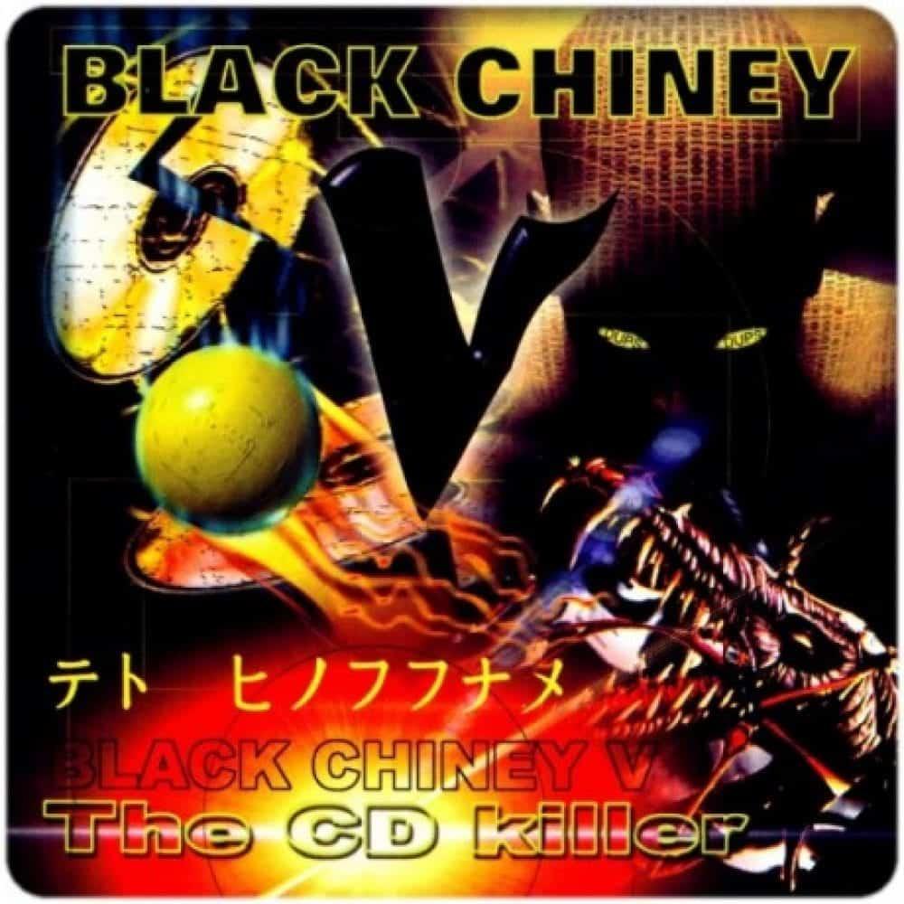 Black Chiney CD Killa 5