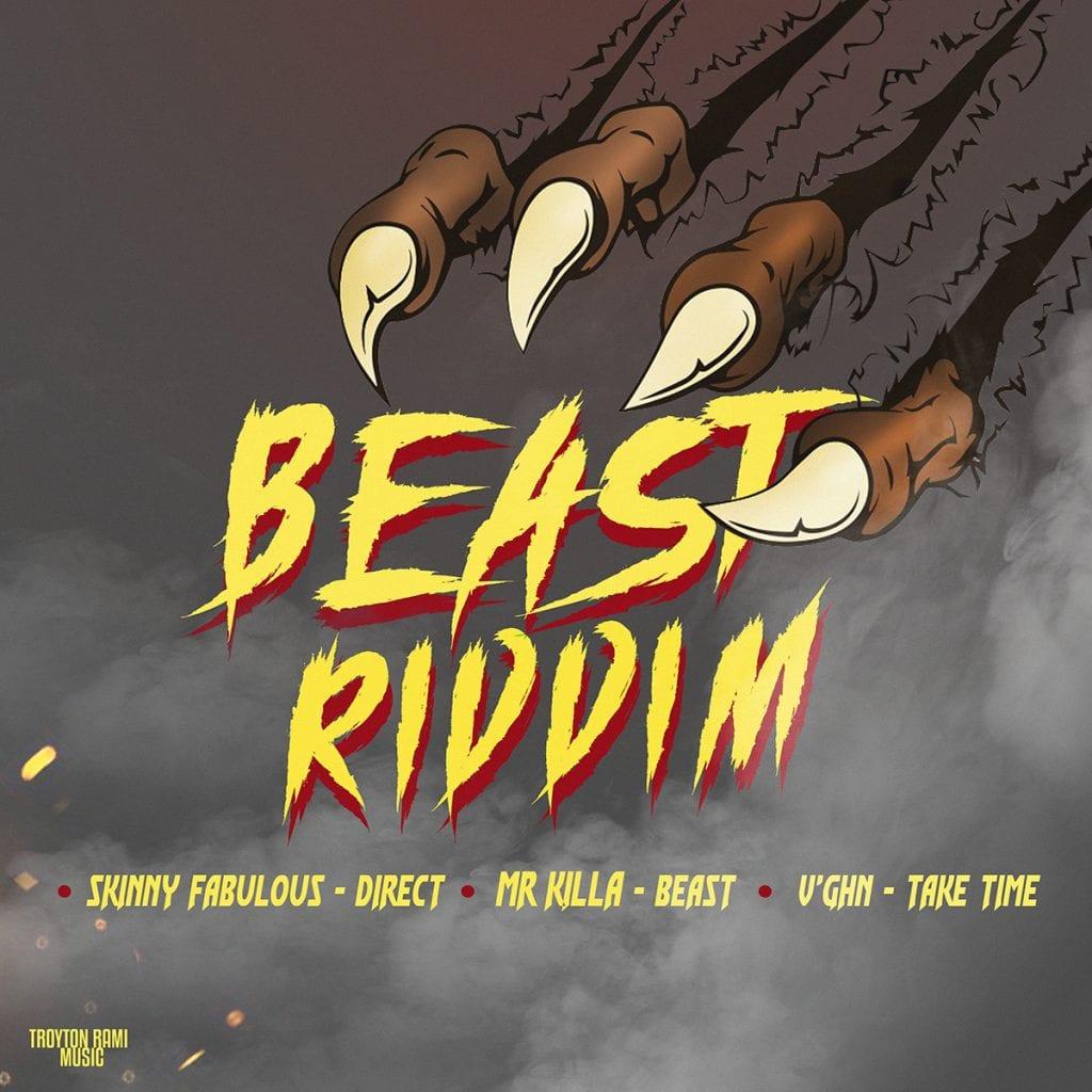 Beast Riddim Feat. Mr Killa, Skinny Fabulous, V'ghn - 2020 Soca