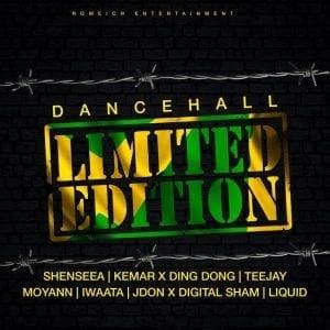 Dancehall Limited Edition Riddim - Romeich Entertainment