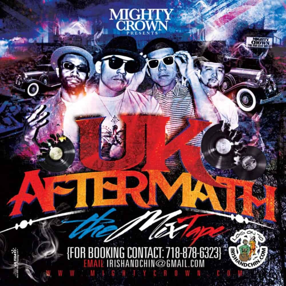 Mighty Crown's Fiery New 'UK Aftermath' Mix Hits the Streets