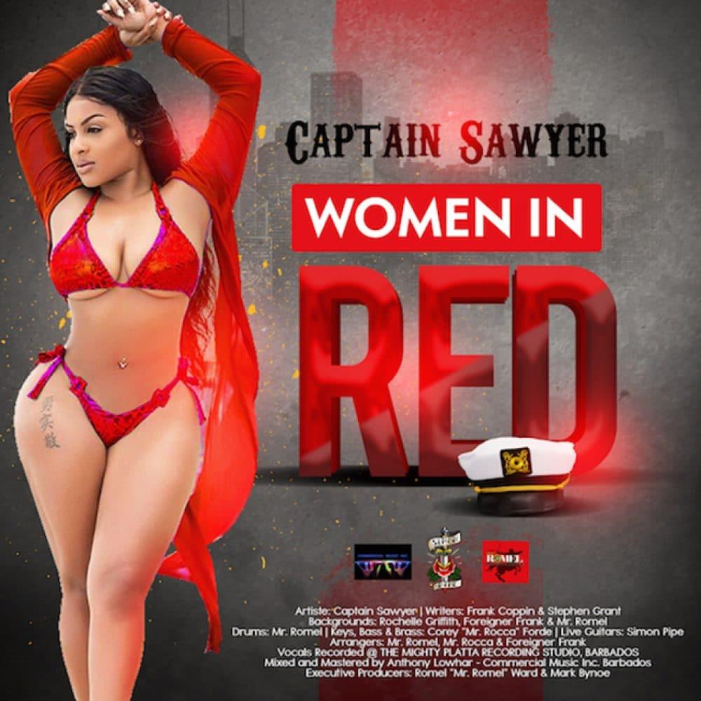 Captain Sawyer - Women In Red - 2018 Power Soca