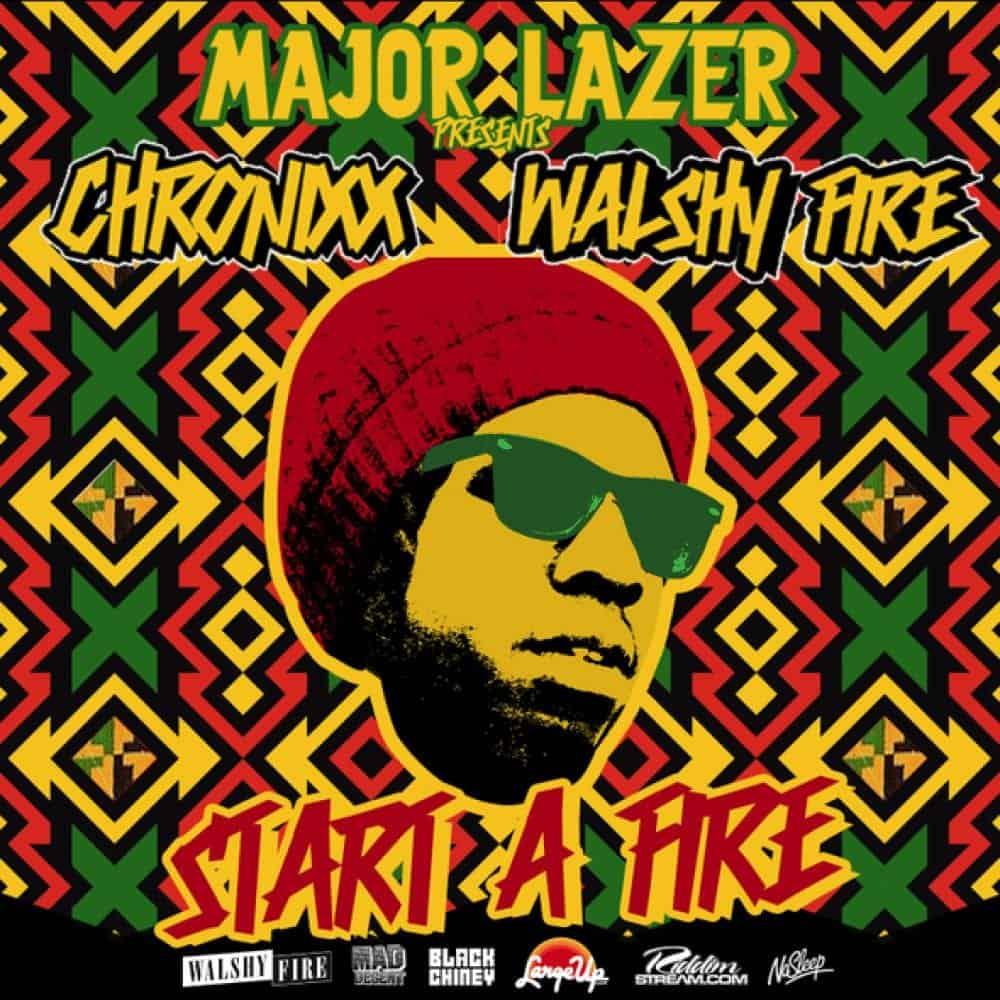 Walshy Fire x Chronixx - Start A Fire