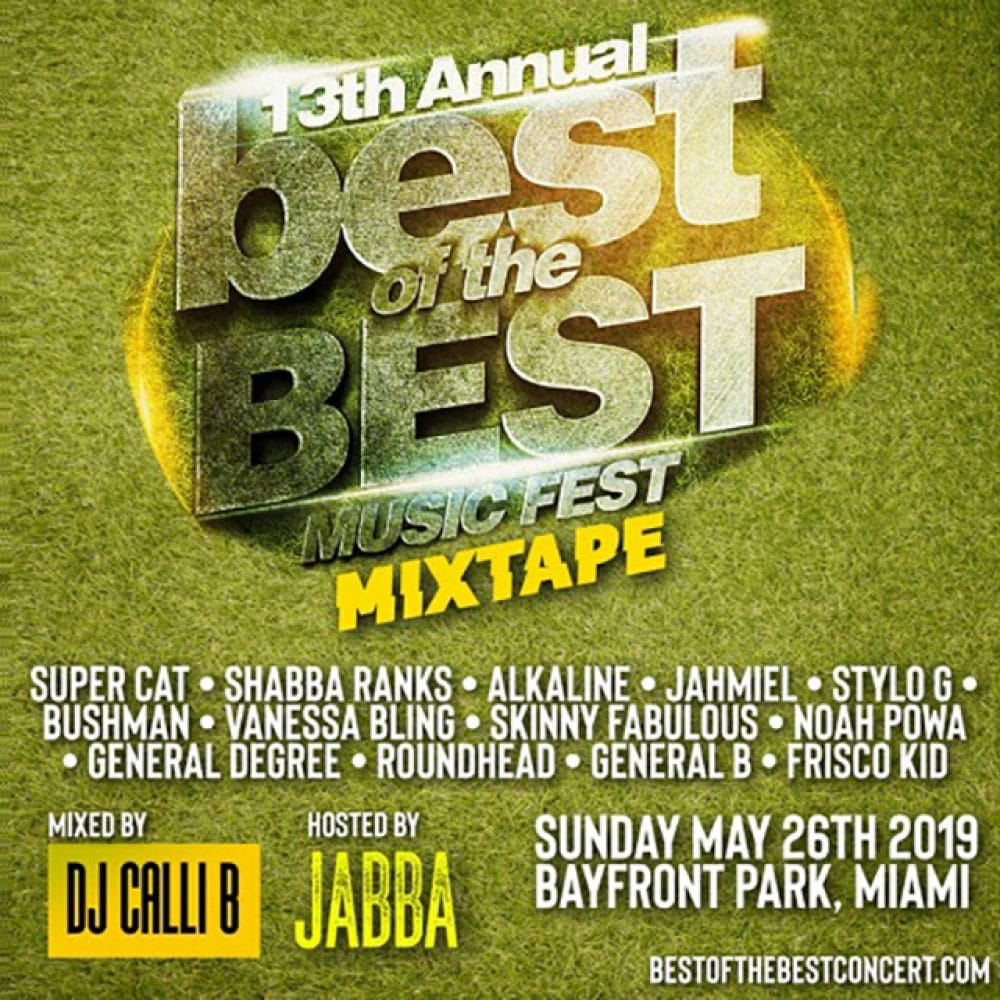 Dj Cali B - Best Of The Best 2019 Mix - Hosted By Jabba