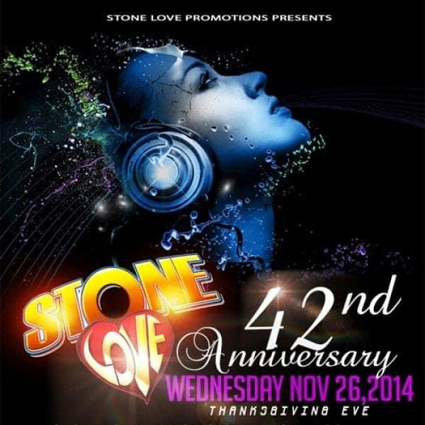 Stone Love 42nd Anniversary Culture Mix