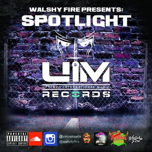 Walshy Fire Presents - Spotlight Dancehall Mix