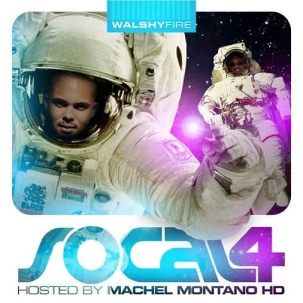Walshy Fire Presents Socal 4 Hosted By Machel Montano HD