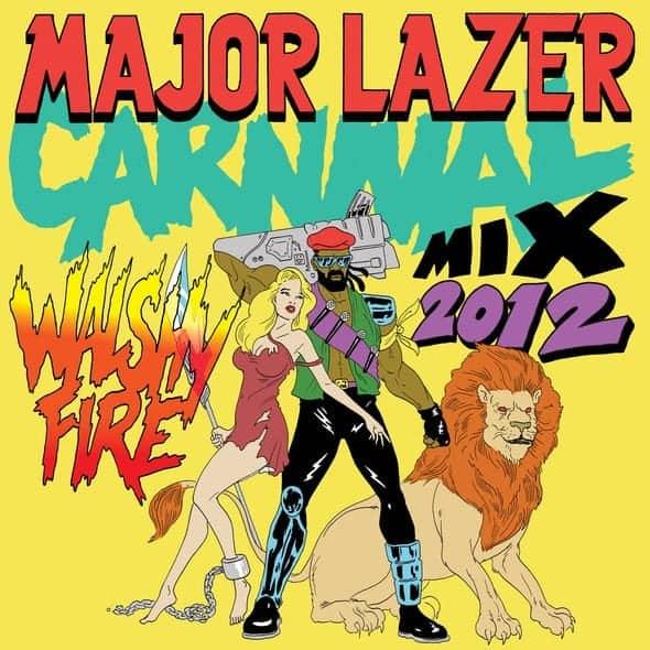 Major Lazer Carnival Mix
