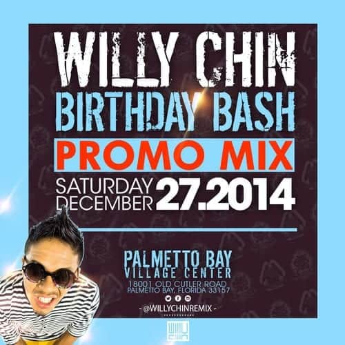 Willy Chin Birthday Bash 2014