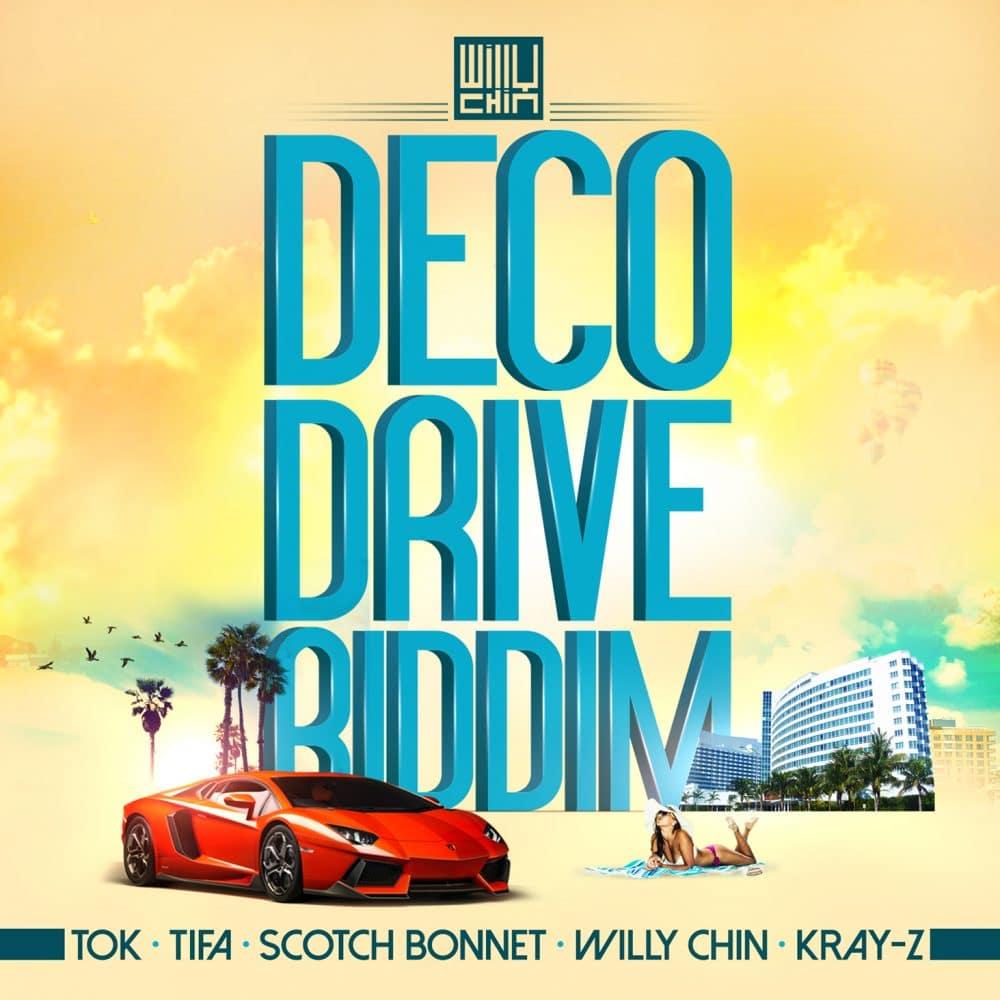 Riddimstream - Deco Drive Riddim
