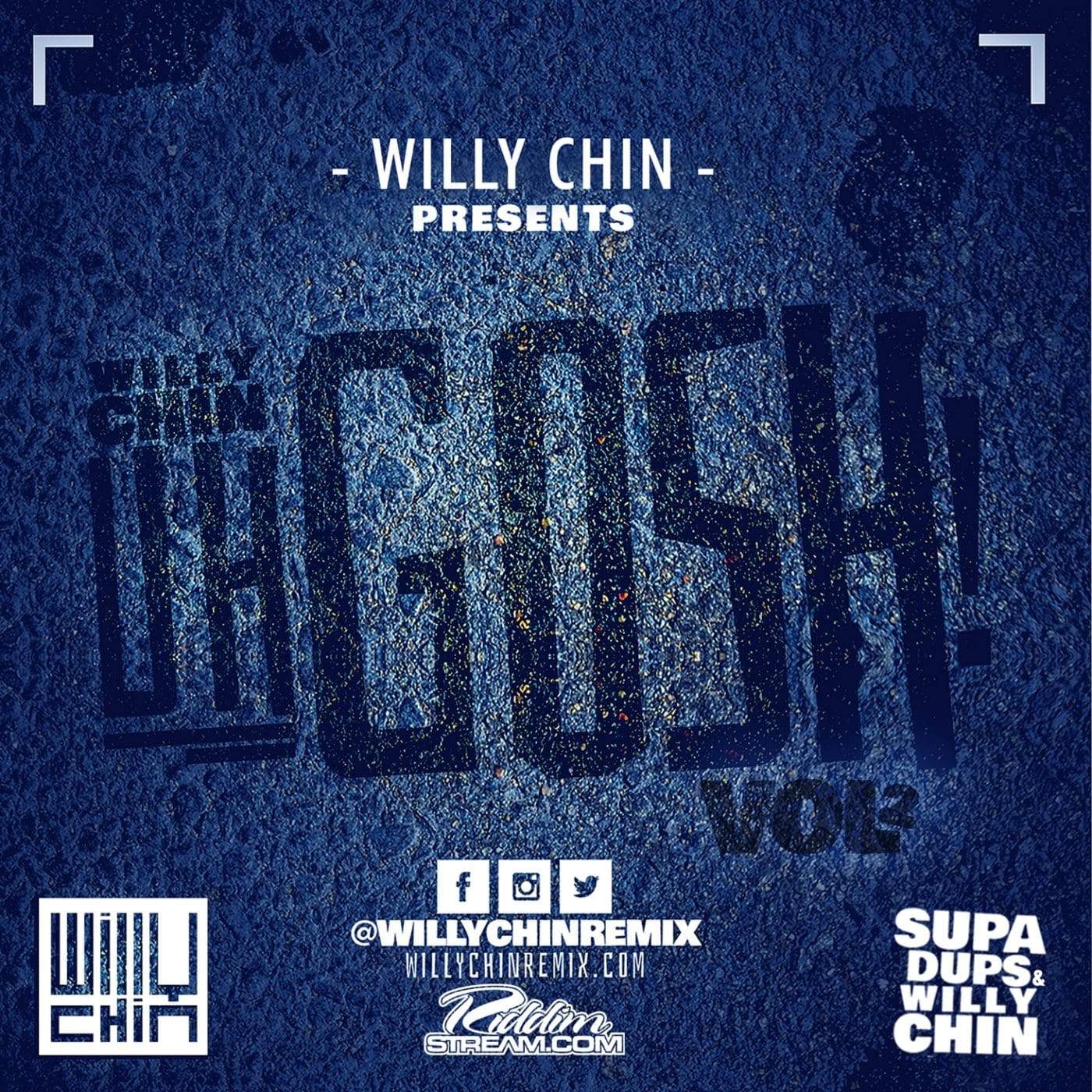 Uh Gosh v2 by Willy Chin and Supa Dups - Black Chiney 2015 Soca Mix