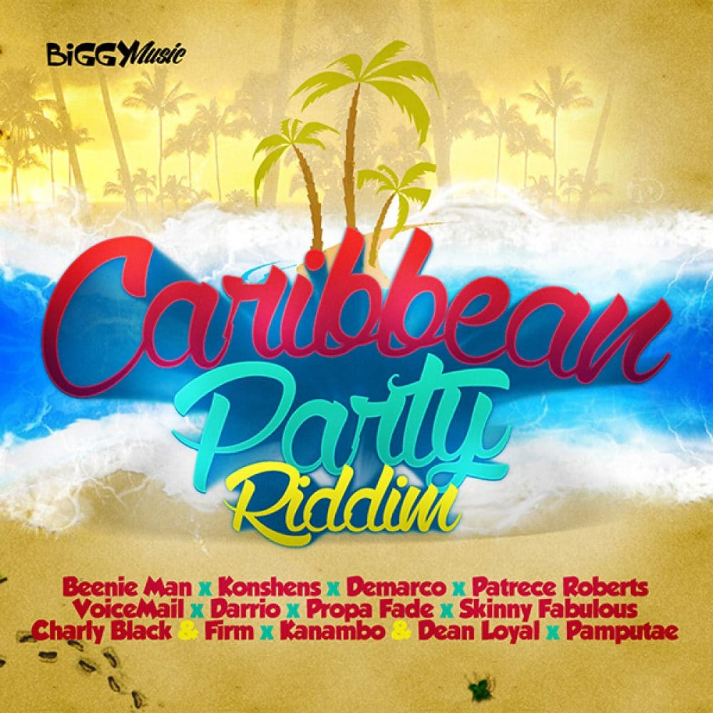 Riddimstream - Caribbean Party Riddim