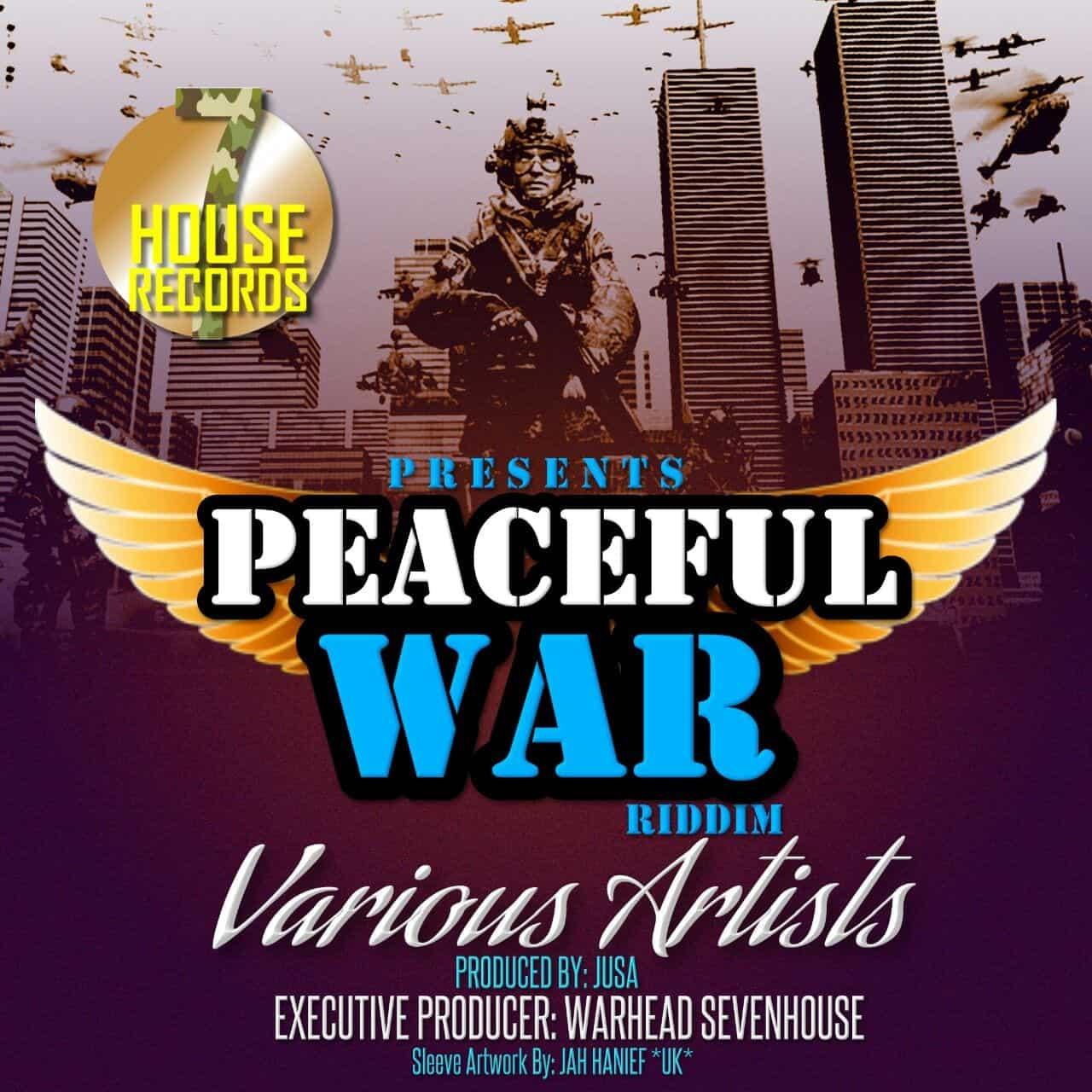 Peaceful War Riddim - 2015 UK Zim