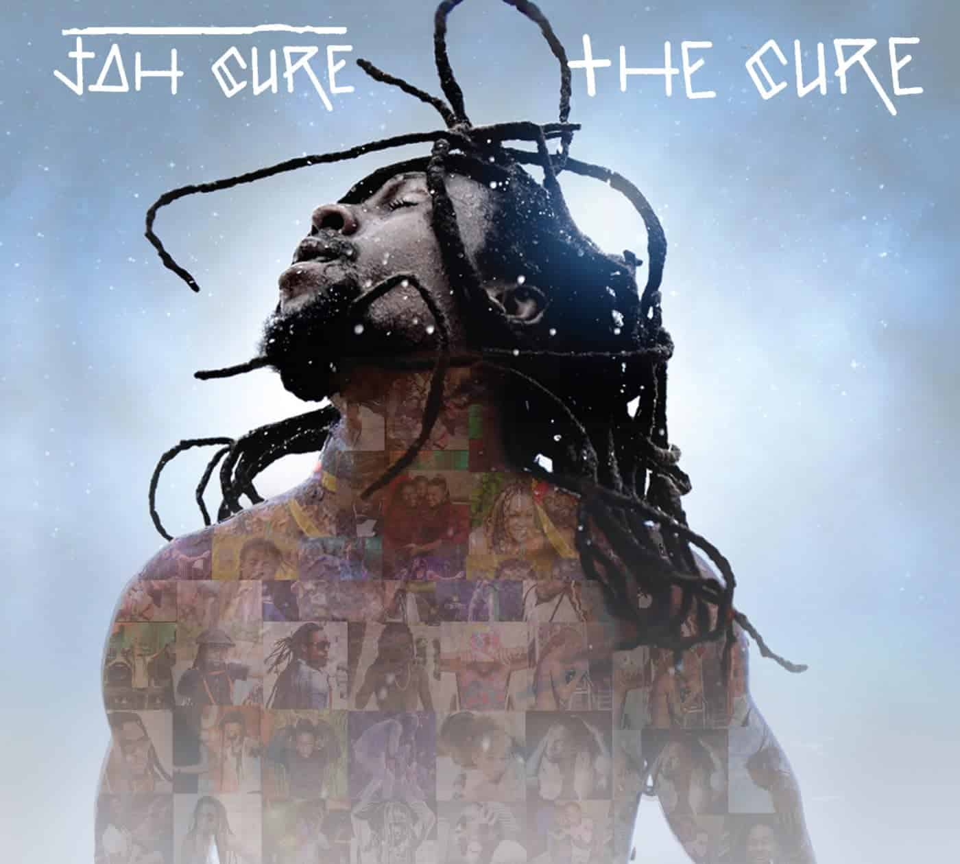 Jah Cure - The Cure - Dj Promo Pack - VP Records
