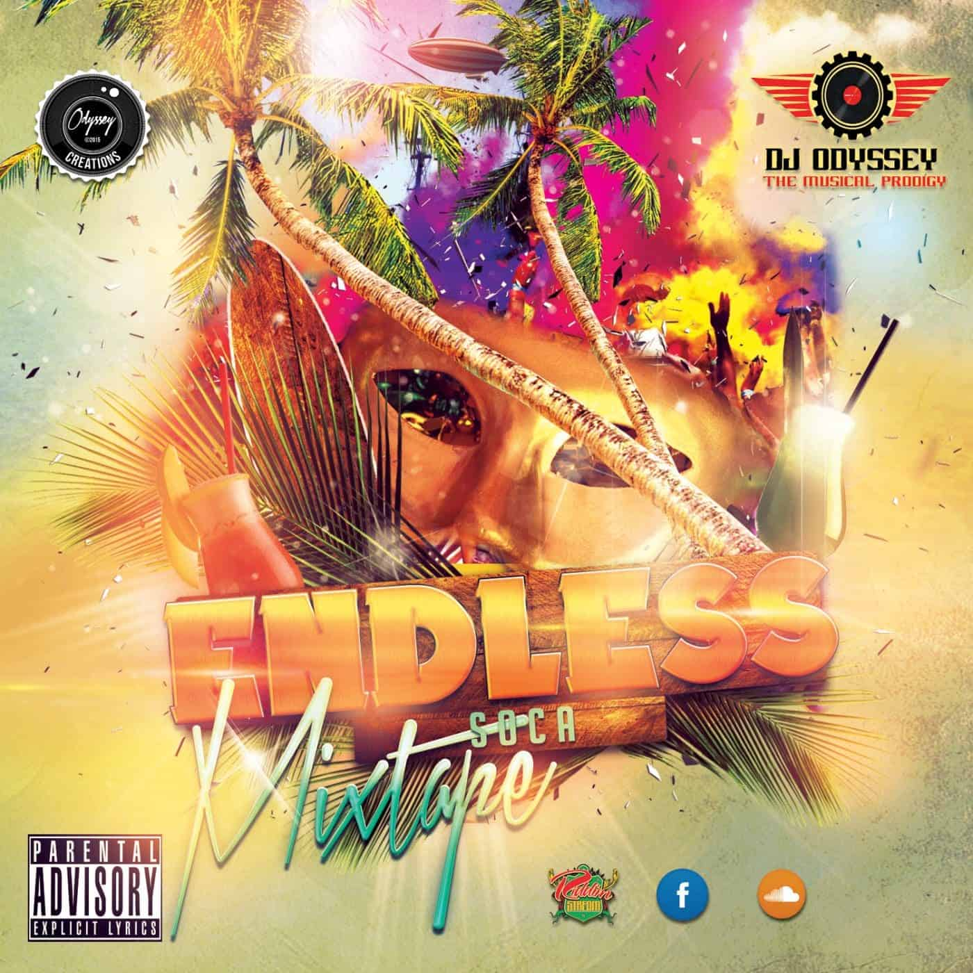 Dj Odyssey - The Musical Prodigy - Endless Soca Mixtape