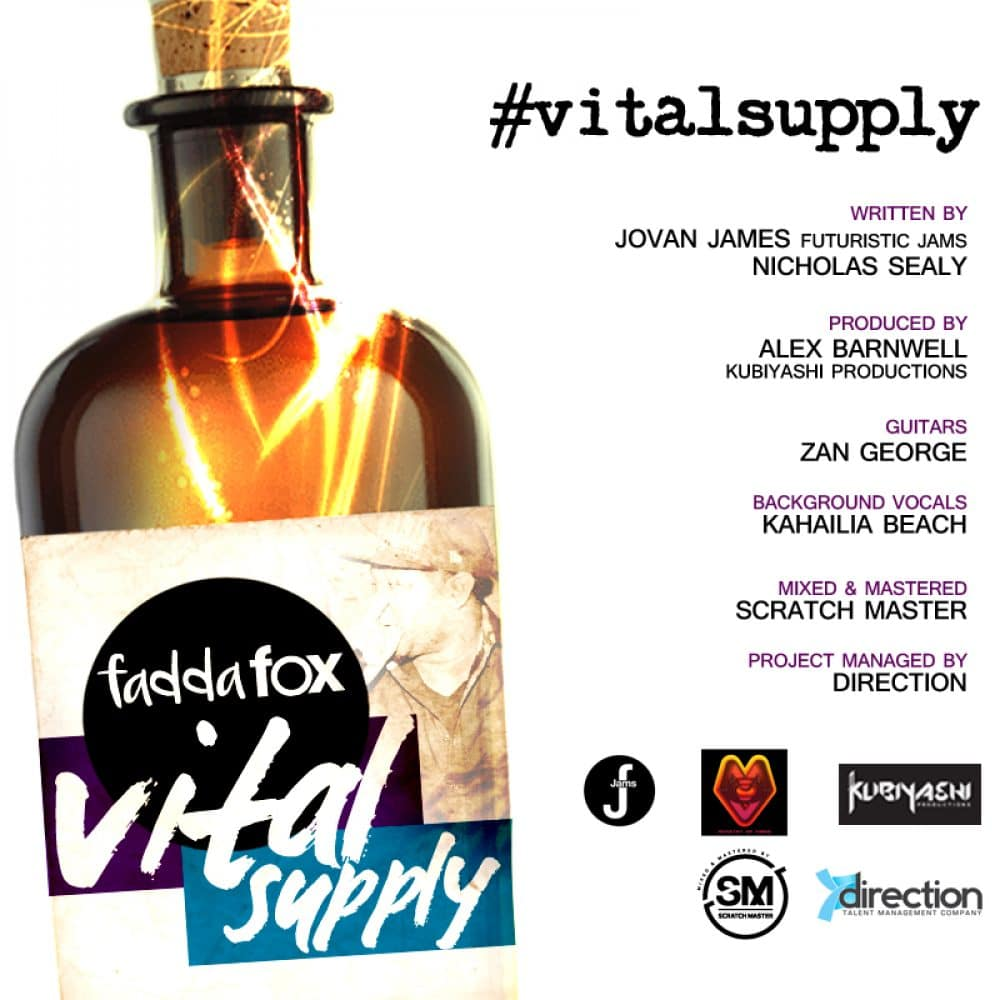 Fadda Fox - Vital Supply - 2016 Soca