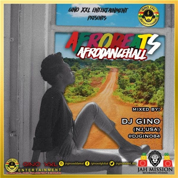Gino XXL Entertainment - Afrobeats Clashes Afrodancehall Vol.1