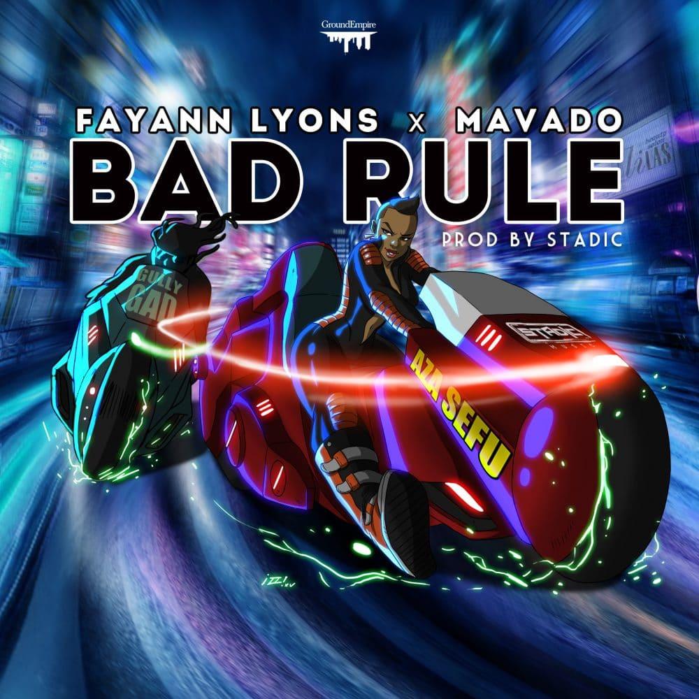 Fay-Ann Lyons x Mavado - Bad Rule - Prod by Stadic - 2016 AFROSOCA
