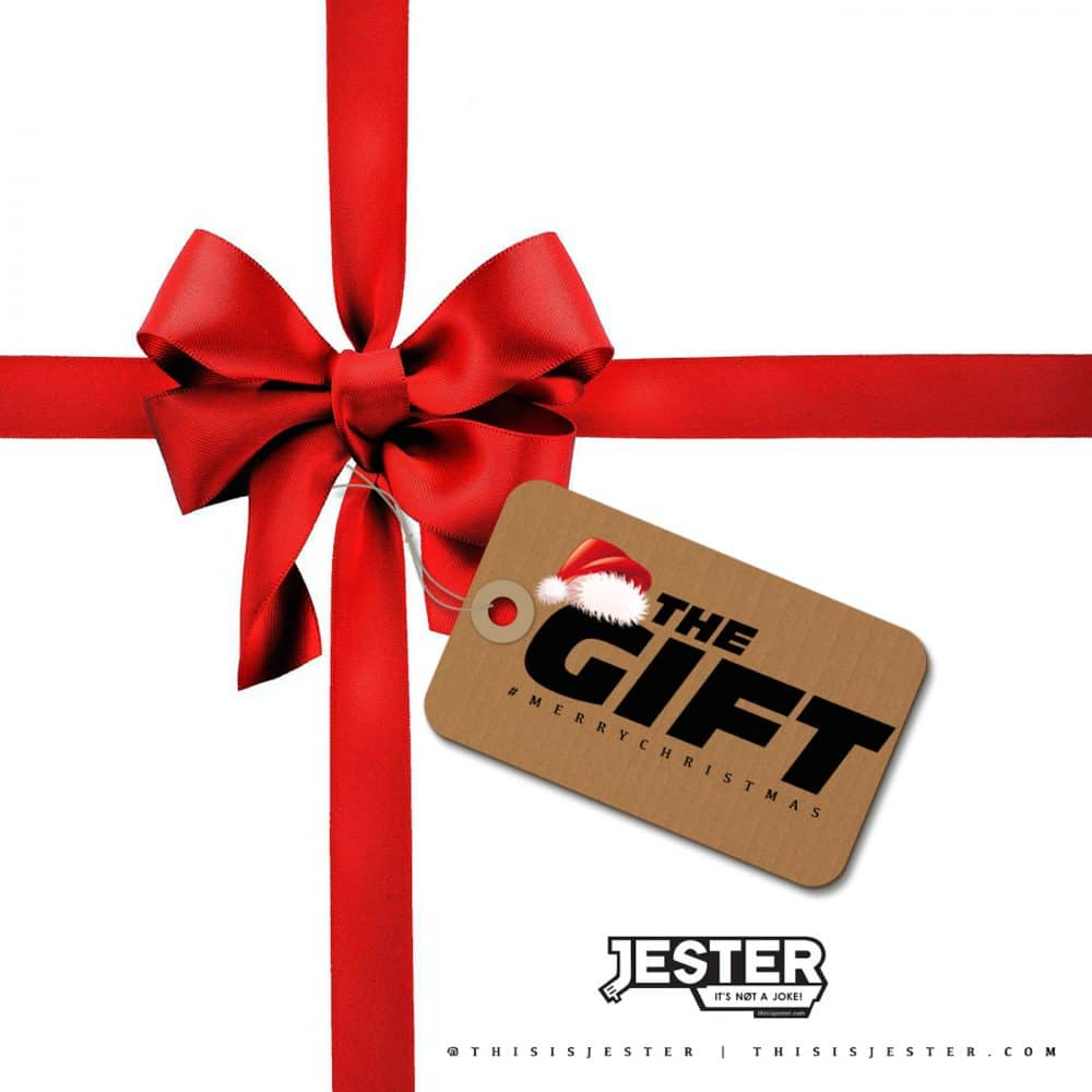 Jester presents The Gift [Unwrapped & Remixed]