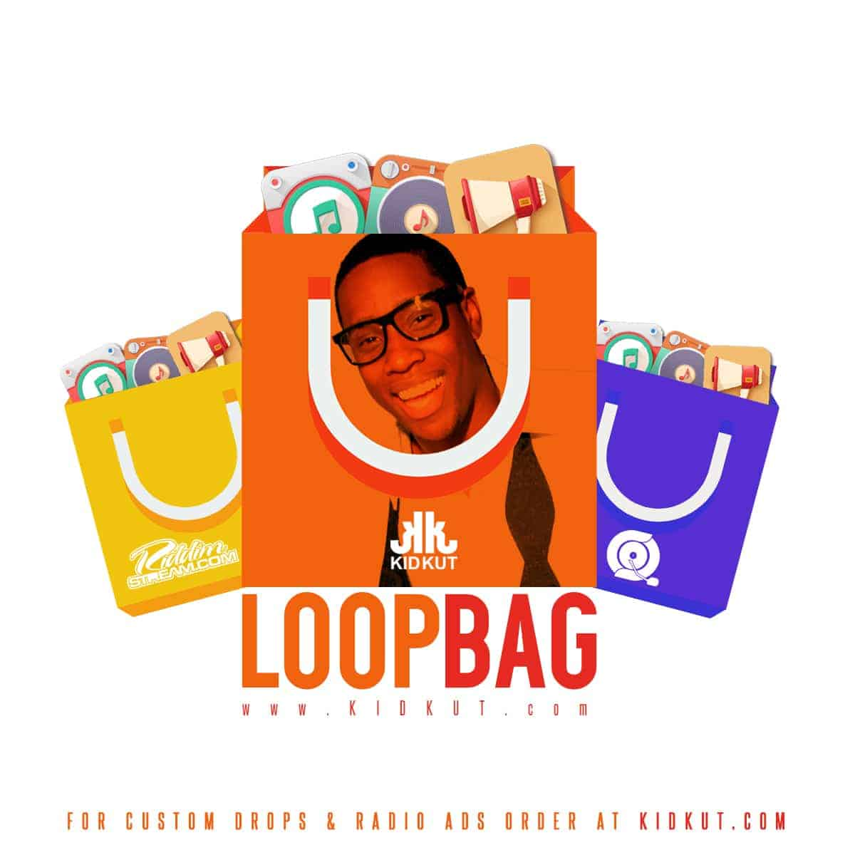 Kid Kut - Loopbag - DJ Loops & Sample Pack