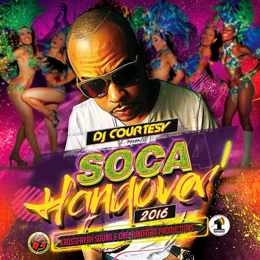 Dj Courtesy - Soca Hangover 2016
