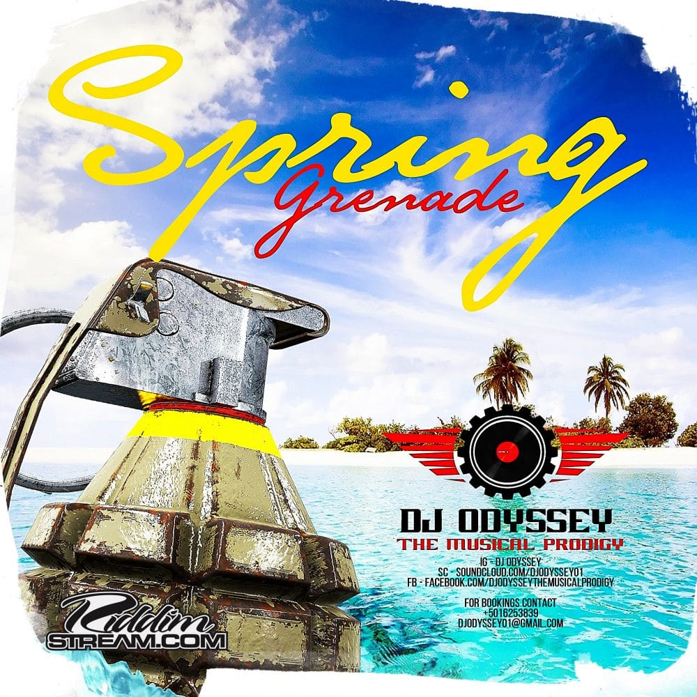 Dj Odyssey - Spring Grenade - Music Is Life Vol. 7