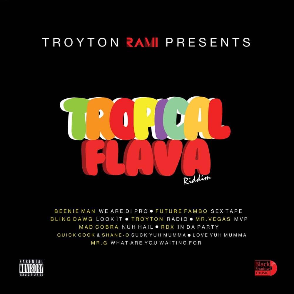 Troyton Rami Presents Tropical Flava Riddim - Black Shadow Music