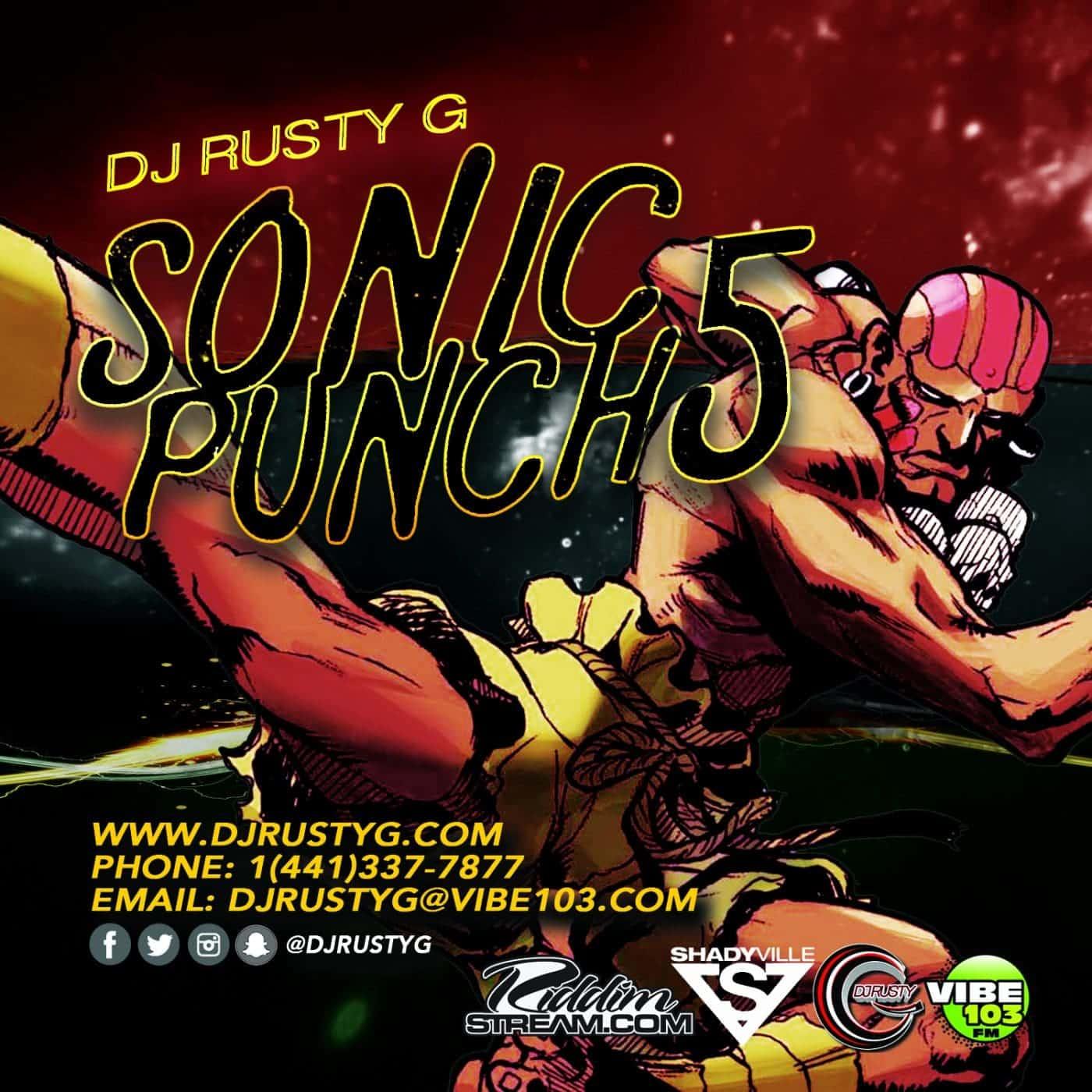 Dj Rusty G - Sonic Punch 5