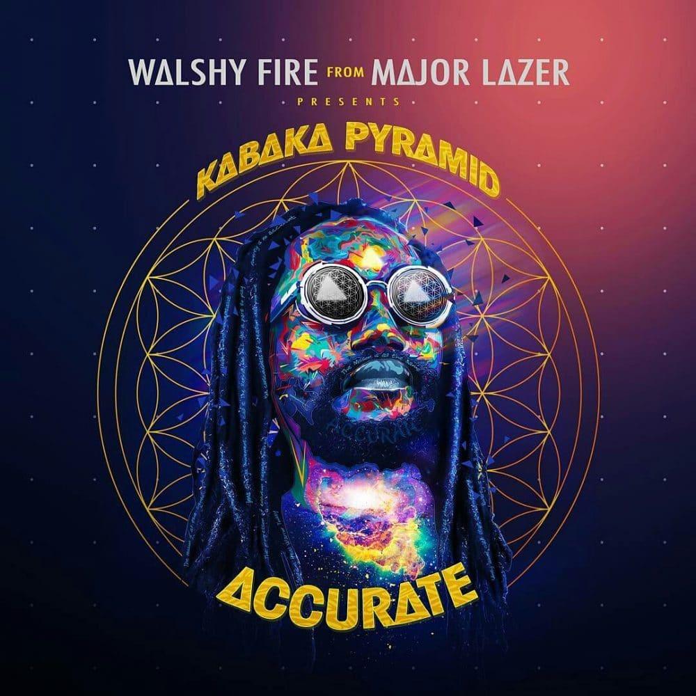 Walshy Fire from Major Lazer Presents -  Kabaka Pyramid - Accurate - Mixtape