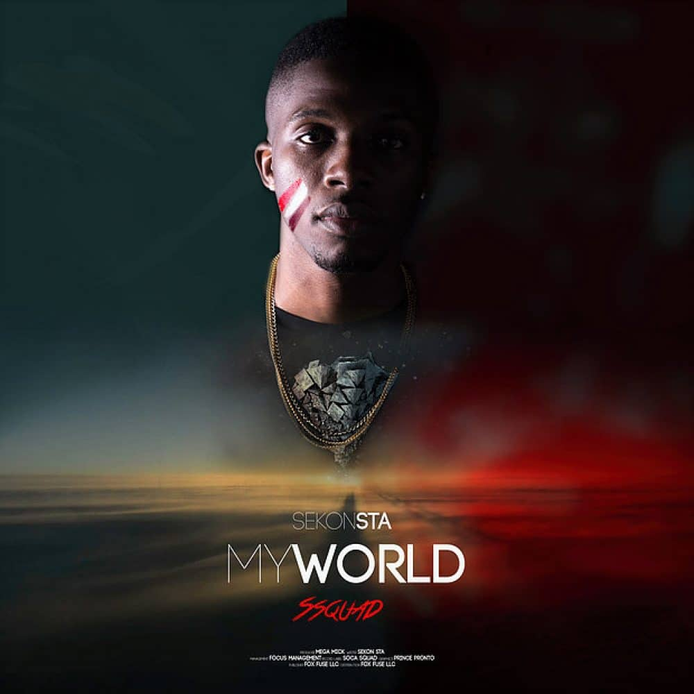Sekon Sta - My World (TTO Official Olympic Song)