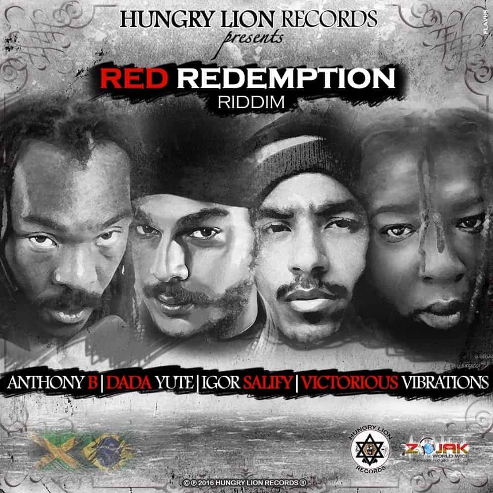 Red Redemption Riddim - Hungry Lion Records