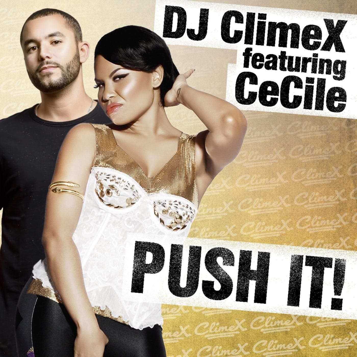 Dj ClimeX ft CeCile - Push It