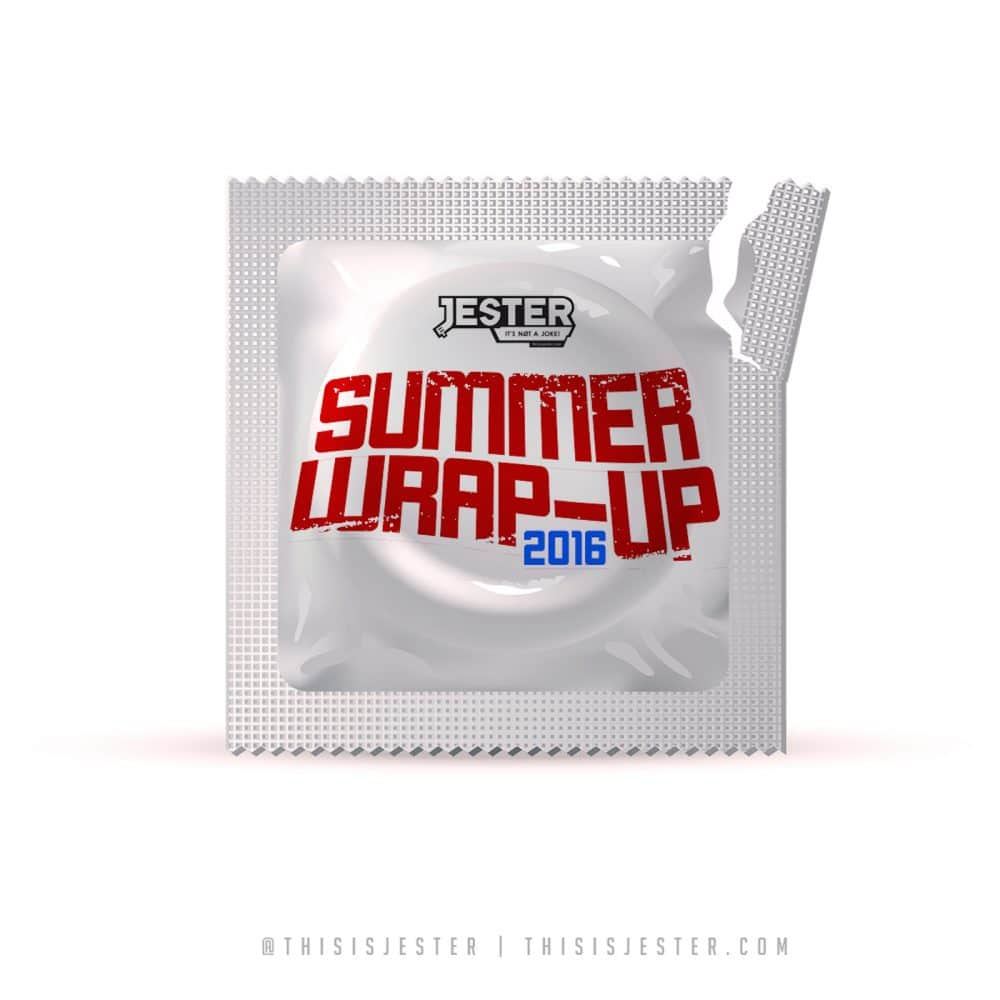 Riddimstream.com & Jester present Summer Wrap Up (Dancehall Hits '16)