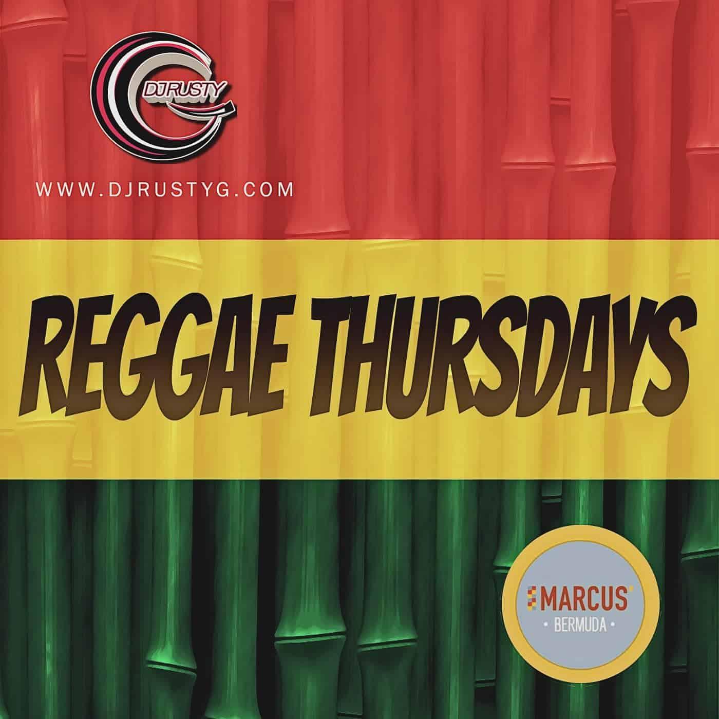 Dj Rusty G - Reggae Thursdays