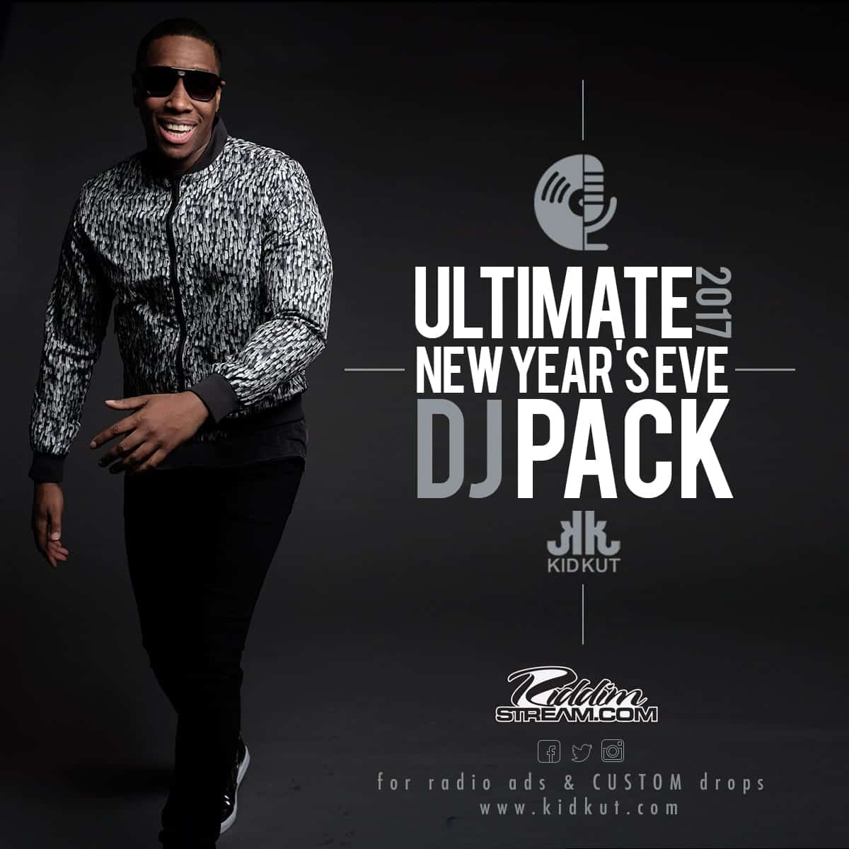 Kid Kut 2017 Ultimate New Years Eve Dj Pack