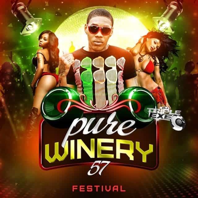 DJ Triple Exe - Pure Winery 57
