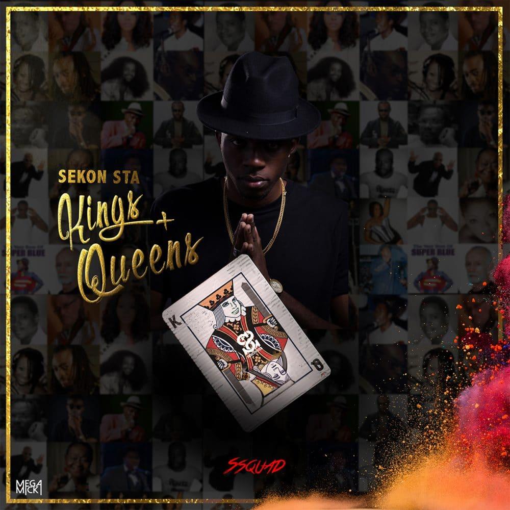 Sekon Sta - Kings & Queens Ft. SJC Voix Riches & Allia Lewis