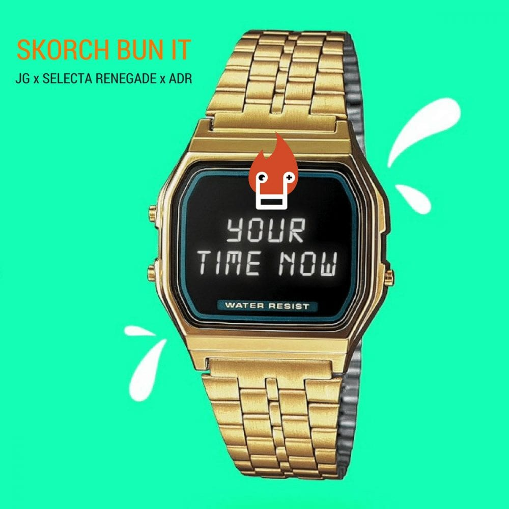 Machel Montano - Your Time Now - Skorch Bun It REMIX