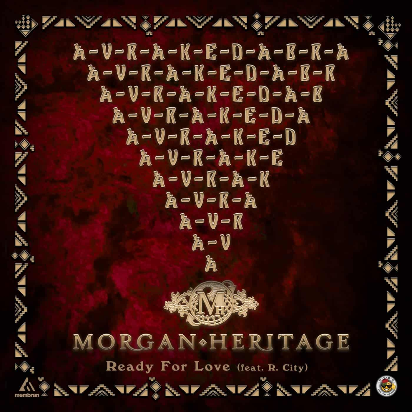 Morgan Heritage - Ready For Love feat R.City