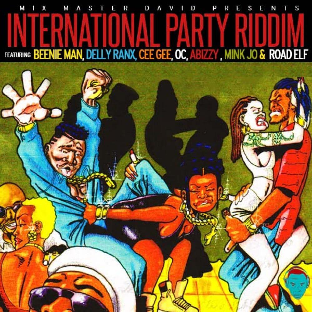 Mix Master David Presents International Party Riddim