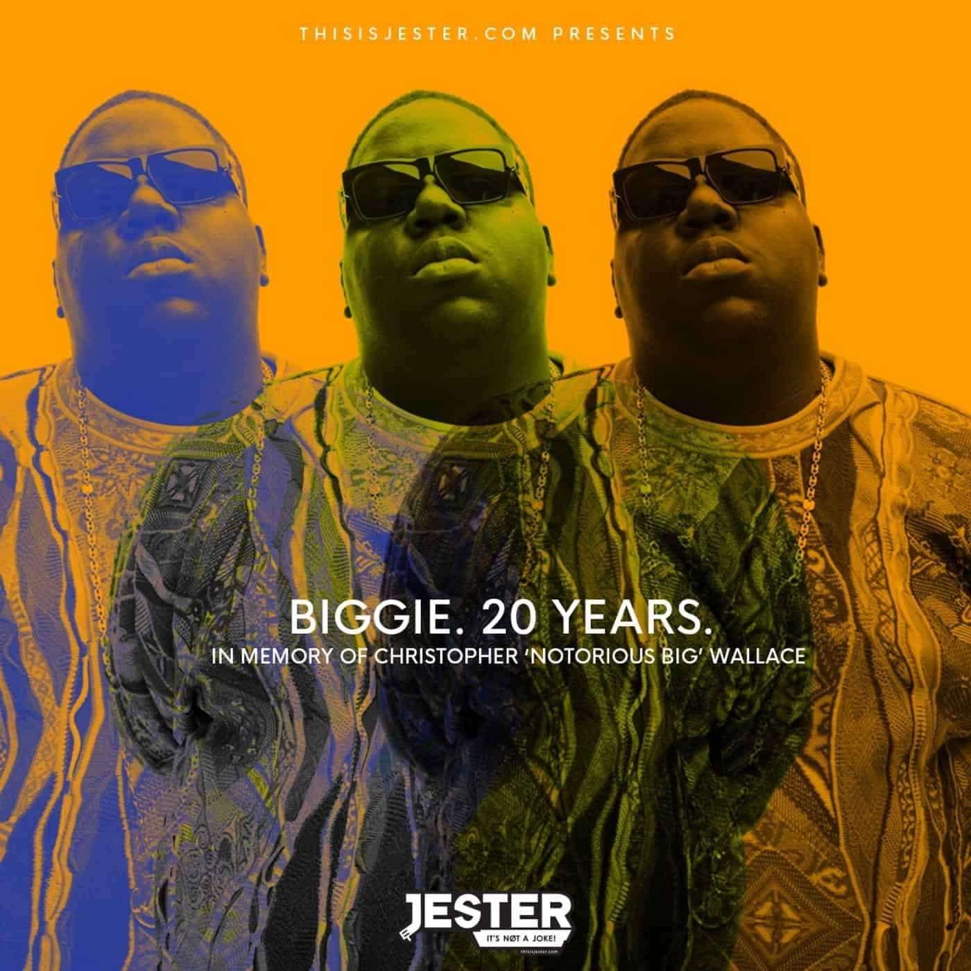 Notorious BIG 20 Year Anniversary Mix