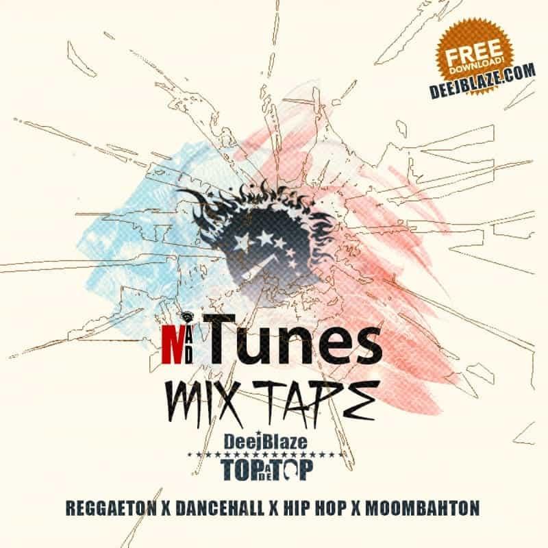 DeeJBlaze - Mad Tunes Mixtape