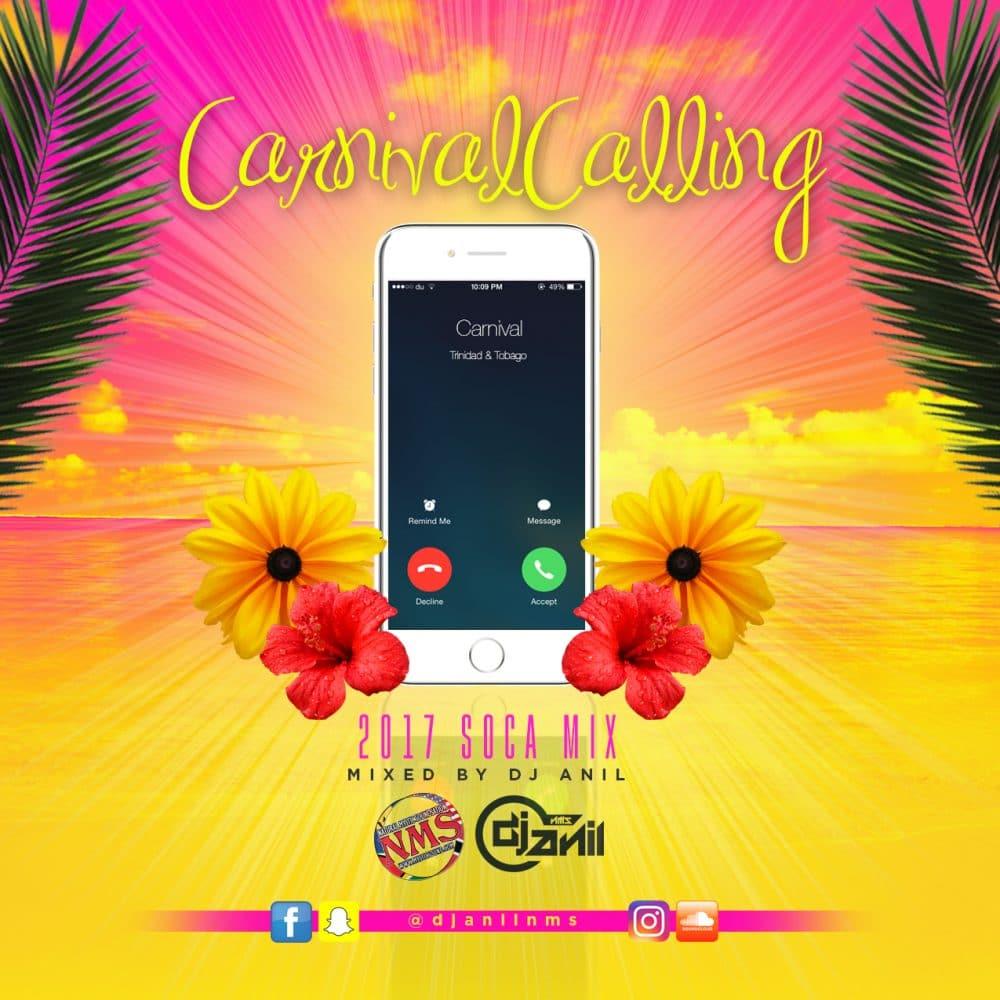 Dj Anil NMS Carnival Calling 2017