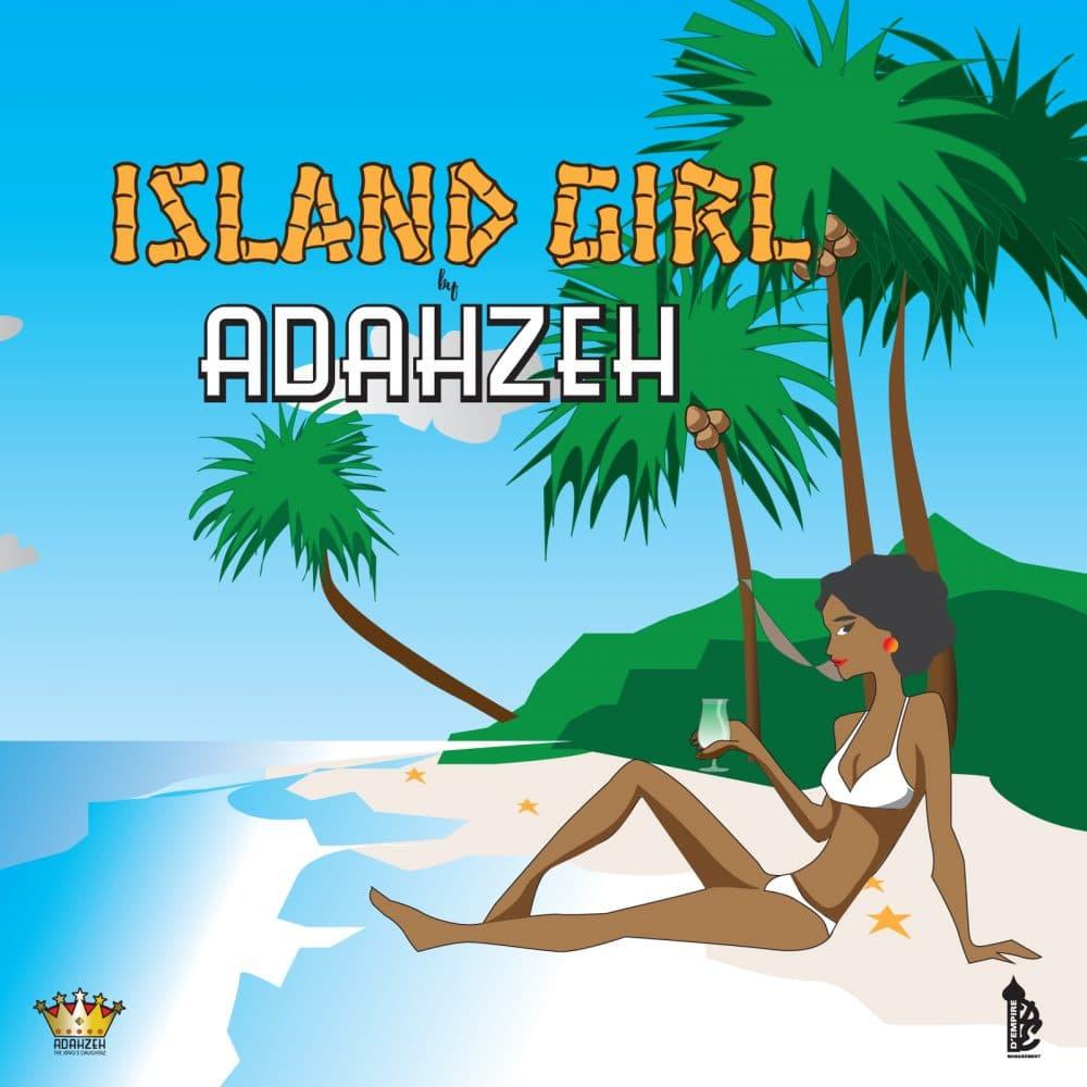 "Adahzeh - The All Female Band - New Single ""Island Girl"" - Reggae"
