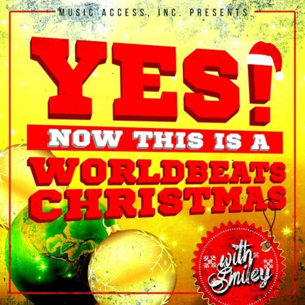 Merciless Christmas Medley - yes! This is a WorldBEATS Christmas - Banner