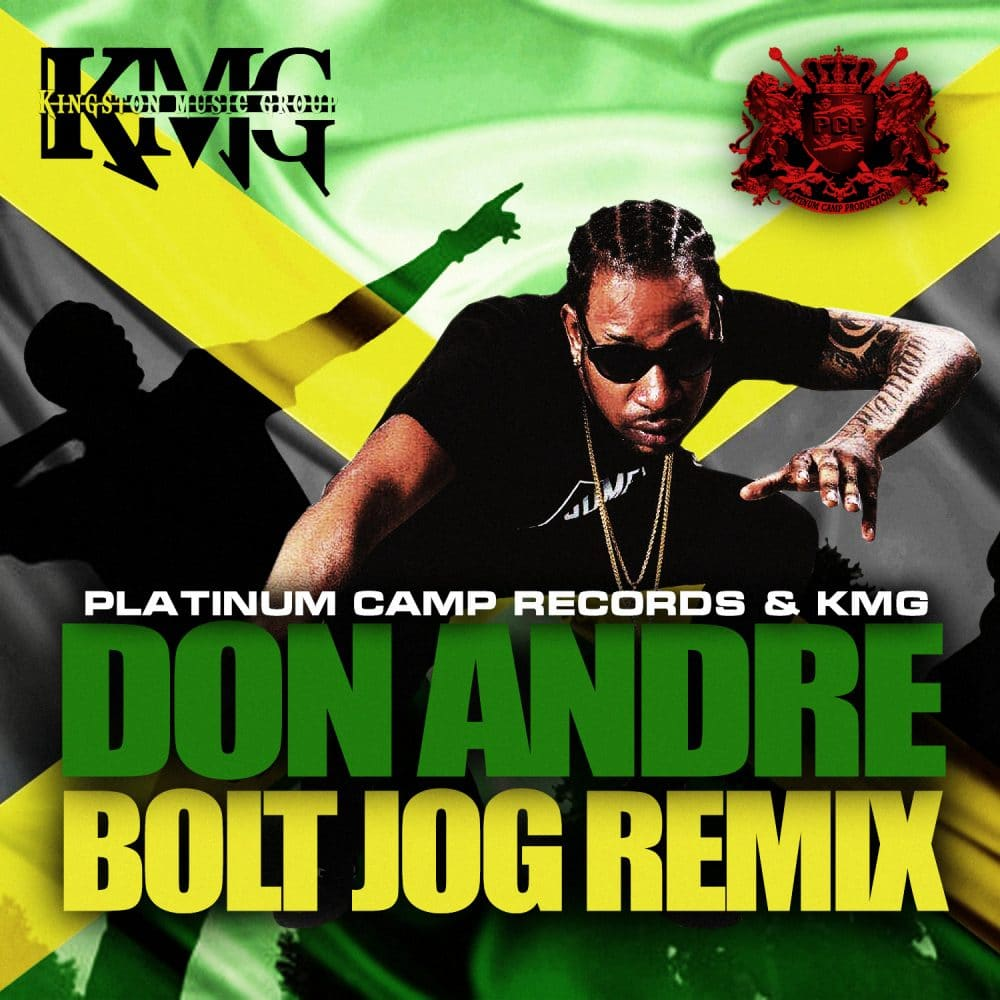 Don Andre - Bolt Jog Remix - Platinum Camp Records - KMG - Tom Cruise