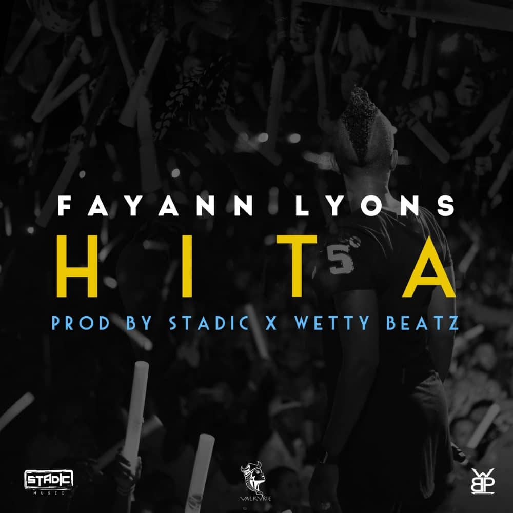 Fay-Ann Lyons - Hands in The Air [Stadic x Wetty Beatz] - Hands In The Air