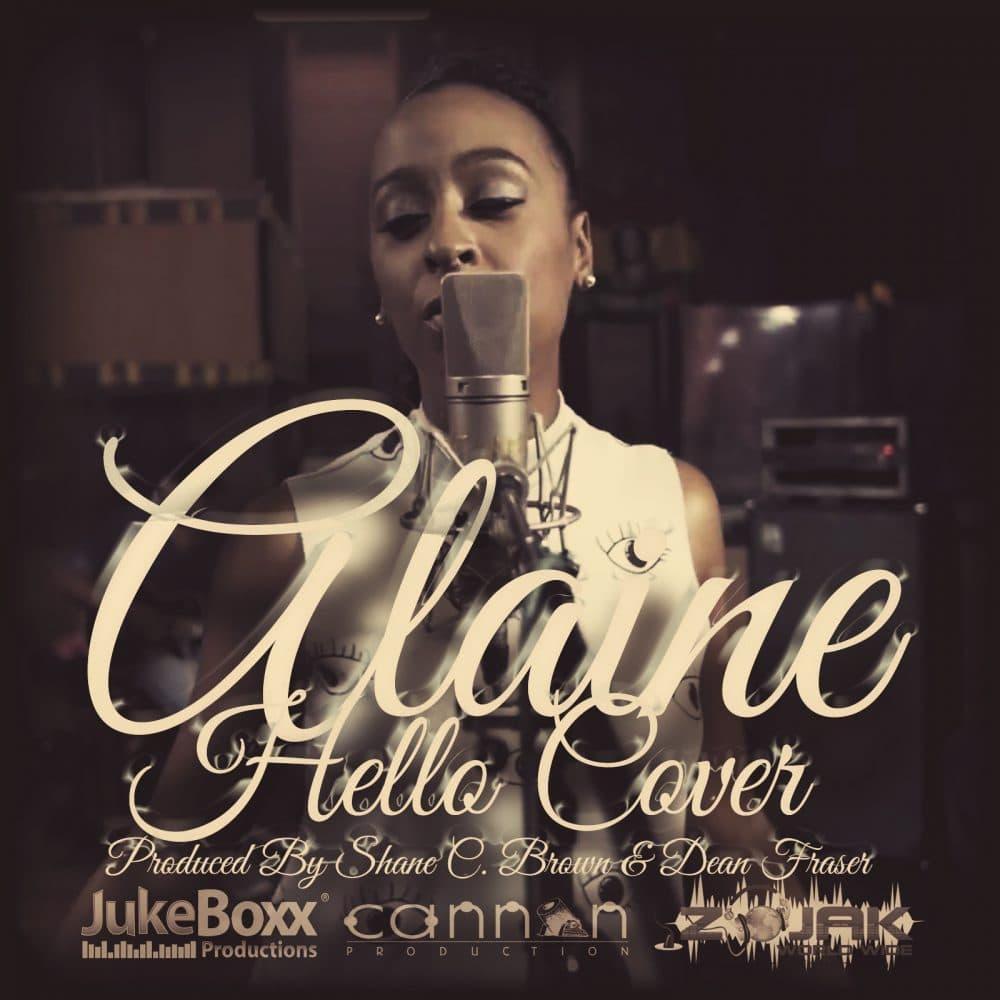 Hello - Alaine - (Adele Reggae Cover) - Juke Boxx and Cannon Productions