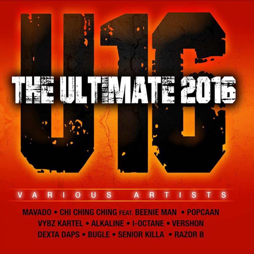 Hot Up - Razor B - The Ultimate 2016 - Tad`s Record Inc
