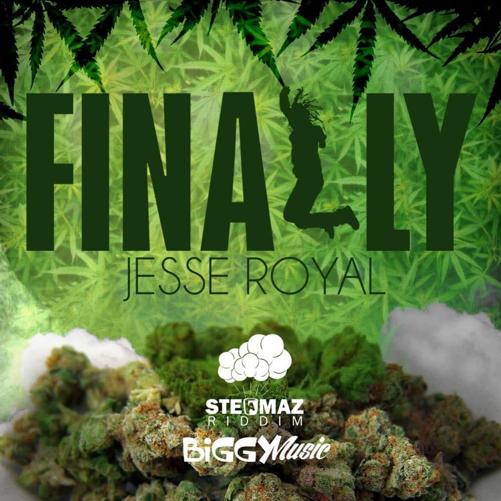 Jesse Royal - Finally - Steamaz Riddim - Biggy Music - 2015 Reggae