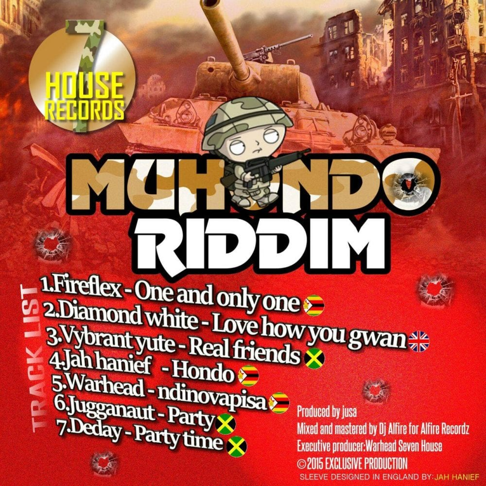 Muhondo Riddim
